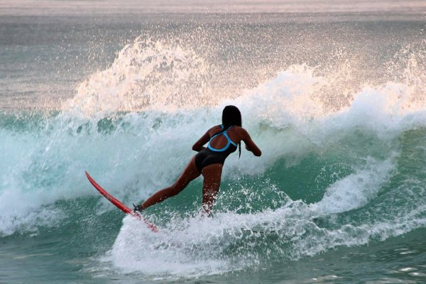Бали, серфинг