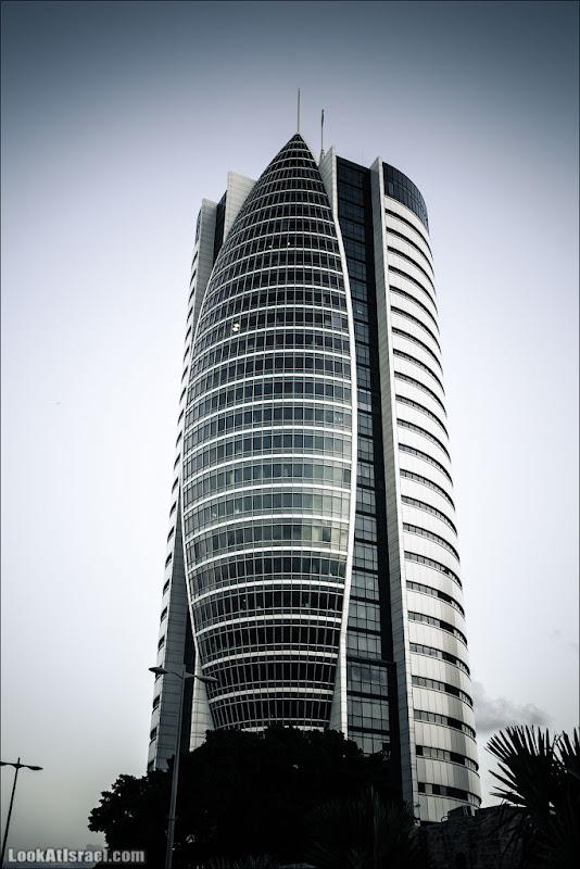 Хайфский небоскреб «Парус»
