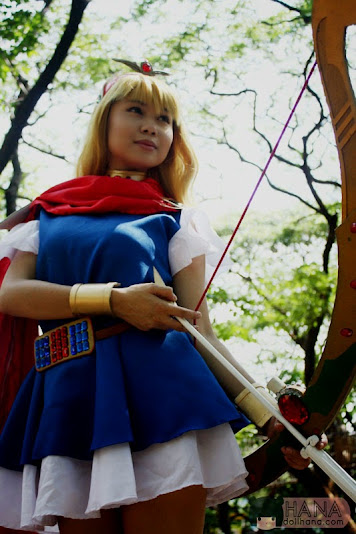 akazukin chacha cosplay magical princess