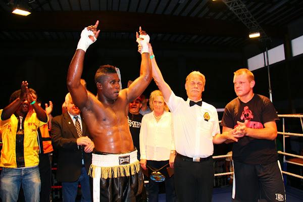 Yves Ngabu kroont zich tot Belgisch Kampioen bij de cruiserweights