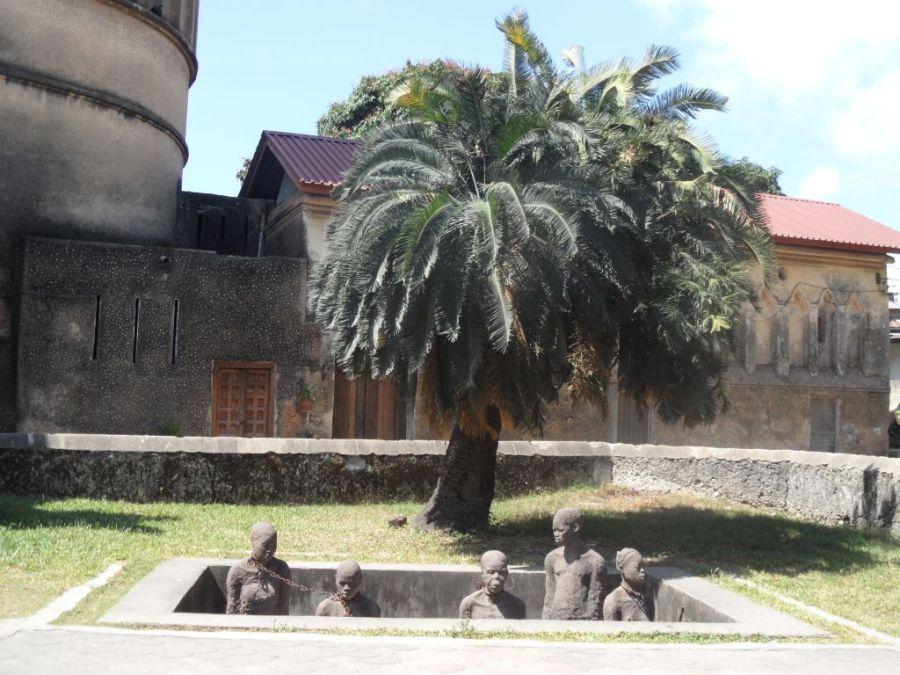 Stone Town köle satış yeri