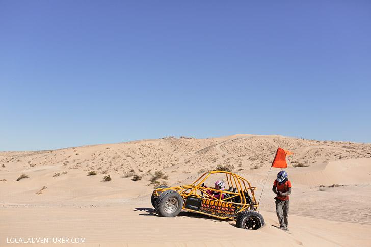 Las Vegas Dune Buggy Rental.