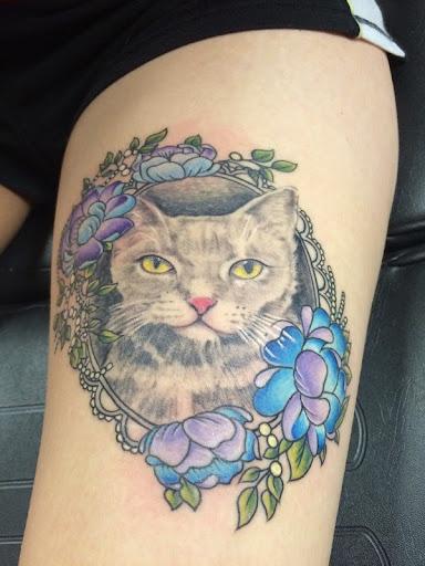 Bbw dee tattoo 45 dating
