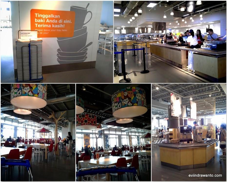 Foto-foto dalam IKEA alam Sutera