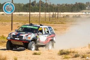 Kuwait Rally Round 1 رالي الكويت