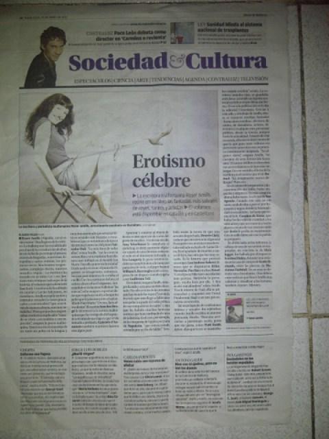 'Las 1.001 fantasías...' en el Diario de Mallorca, por Elena Vallès