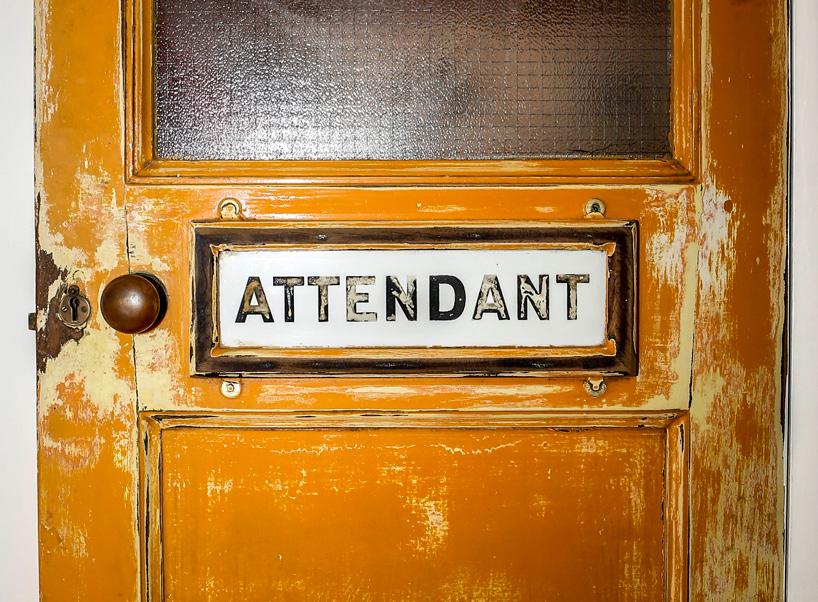 *保有60年代維多利亞風格:attendant廁所咖啡廳! 4