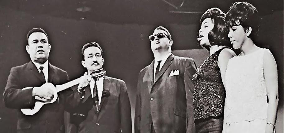 Voces del Quinteto Contrapunto, agrupación coral venezolana de renombre internacional
