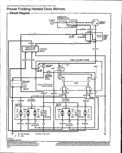 grafik 2000 civic door wiring diagram hd version