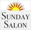 Sunday Salon badge