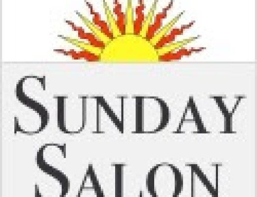 Sunday Salon: A Big Month in Book-Blogger Land!