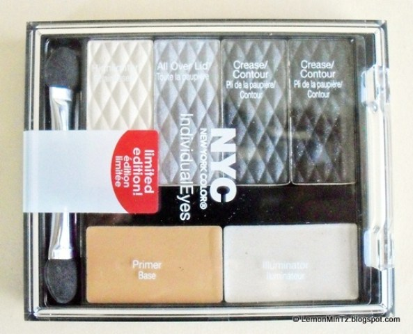NYC New York Color : IndividualEyes Custom Compact