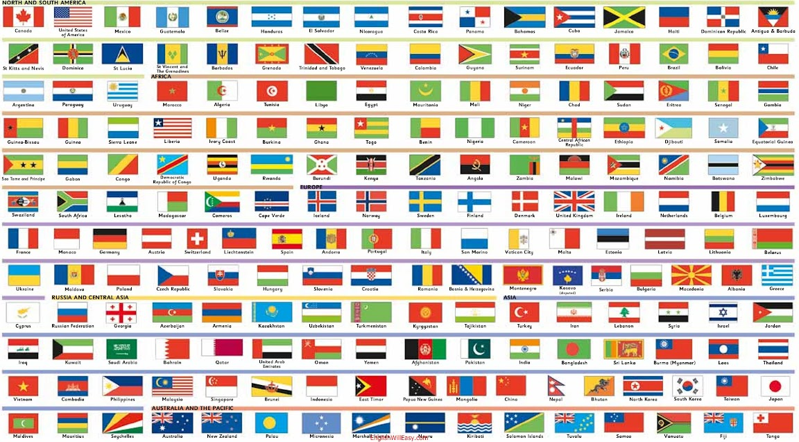 flags of the world online dictionary for kids