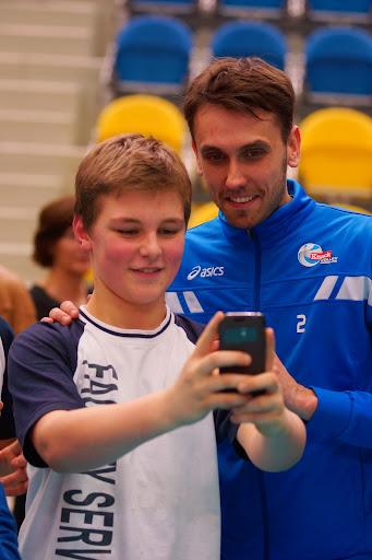 selfie-time met Hendrik