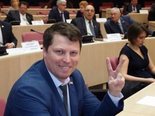 Матвеев примет участие в конкурсе по отбору Главы Самары