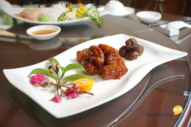 日月潭美食餐廳,金井山泉農莊-4