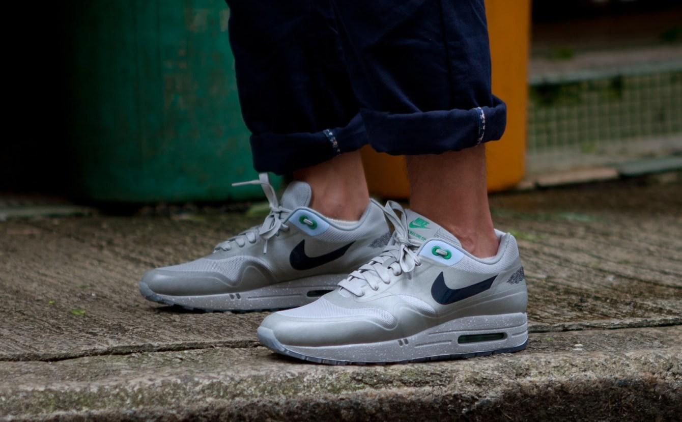 #從鞋底可以看到腳底?: Nike Air Max 1 CLOT再續中華武功文化! 6