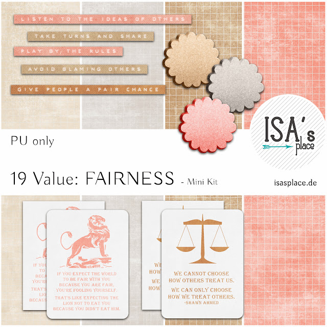 Values of Life Fairness
