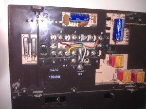 Help neede: replacing old programmable thermostat with new