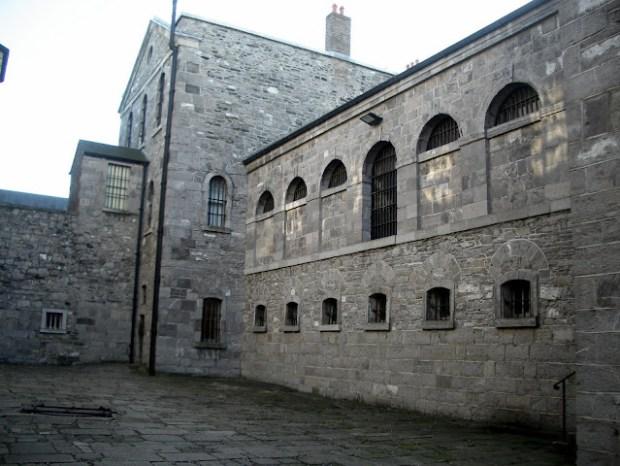 Qué ver en Dublín. Cárcel Kilmainham Gaol