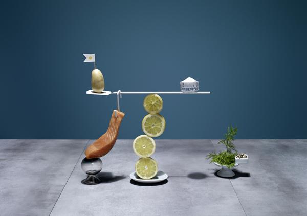 *平衡?均衡?:Elena Mora和Karsten Wegener宣導現代人飲食健康觀念! 4