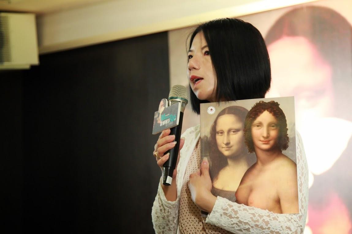 *蒙娜麗莎500年特展:誰能像她一樣五個世紀話題不斷? 5