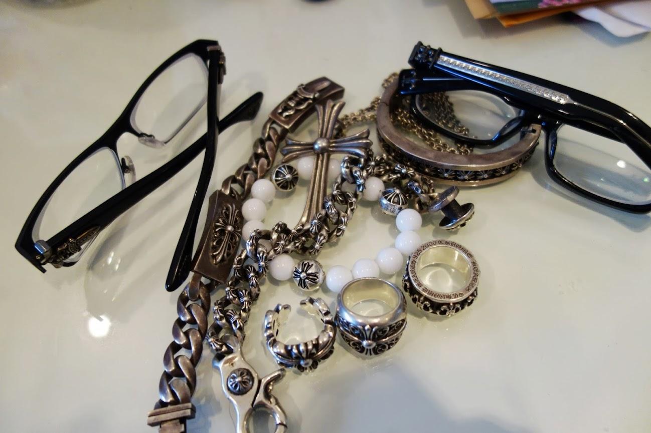 最近買的幾條Chrome Hearts手鍊 - 飾品與配件 - 時尚討論區 - Mobile01
