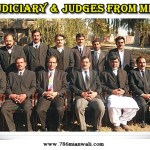 JUDGES FROM  MIANWALI