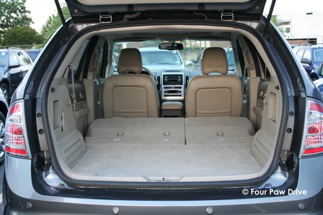 Ford Edge Cargo Volume Best New Cars For
