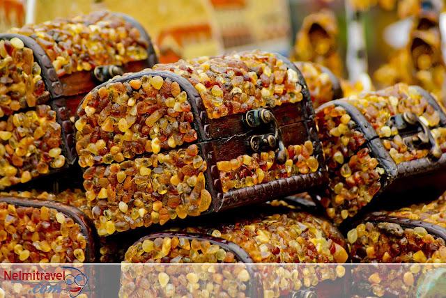 Amber.Amber Museum Kaliningrad,Amber gifts