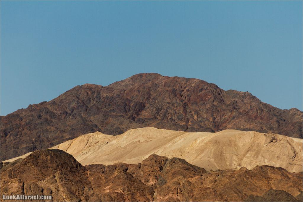 Одно фото гор в цветном
