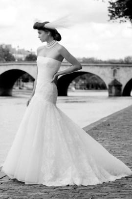 abiti da sposa vintage anni Cinquanta e Sessanta Cymbeline Paris 2014