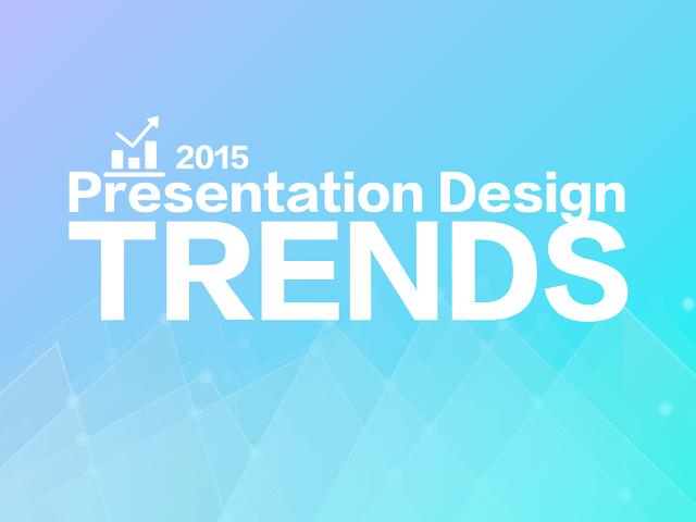 簡報美學 | 2015 簡報設計趨勢