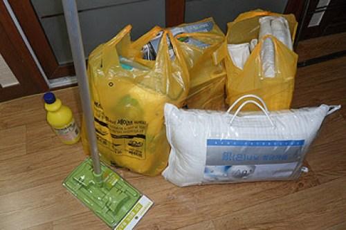 shopping at emart, emart korea