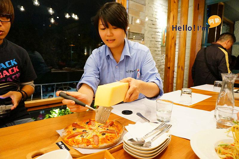 科博館義大利麵餐廳,我喜歡義大利麵-2