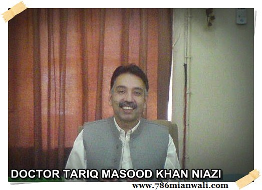 TARIQ MASOOD KHAN NIAZI