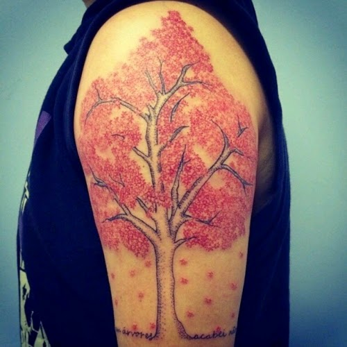 tree tattoos