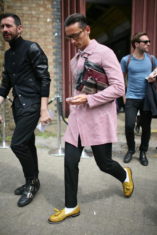*英國倫敦時裝周場外街拍:攝影師Kuba Dabrowski捕捉街頭英倫紳士! 7
