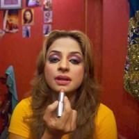 Nida Chaudhary Pakistani chubby dancer