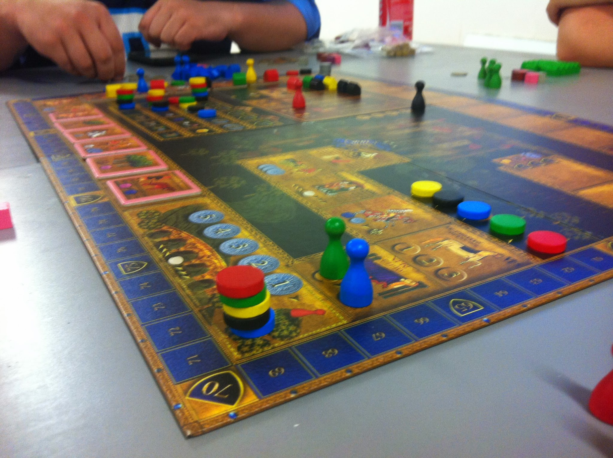 CAYLUS, Crying Grumpies