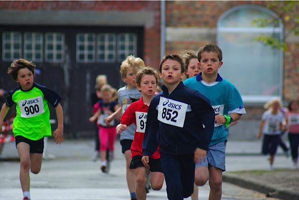 Kidsrun Krottegemse Corrida 2013, Roeselare Loopt