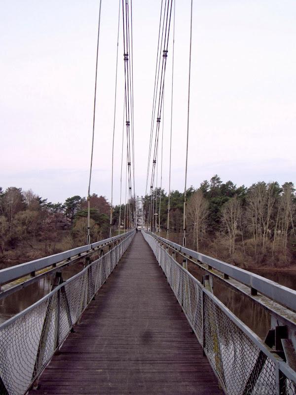 Падвясны мост г.Масты