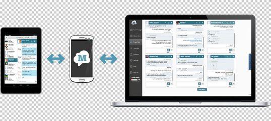 MightyText, SMS dari Komputer atau Tablet untuk Android