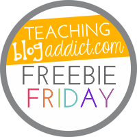 http://www.teachingblogaddict.com/2015/07/freebie-friday-for-july-10th.html