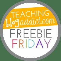 Teaching Blog Addict Freebie Downloads