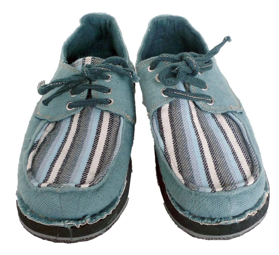 # soleRebels 非洲色彩圖騰帆船鞋:阿比西尼亞麻編織系列! 6