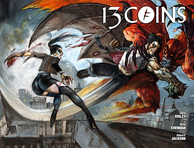 13%2520COINS%2520%25236_Simon%2520Bisley%2520Wraparound%2520Cover Titan Comics January 2015 Solicitations