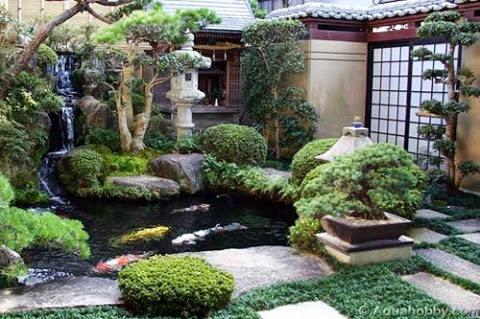 vườn Nhật