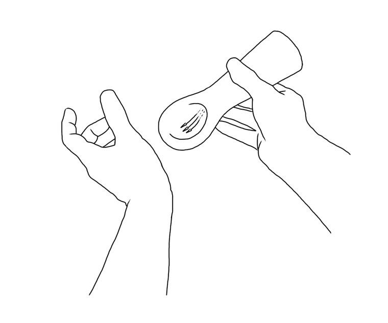 *湯匙胡椒罐:Sogum HuchuHuchu搖一搖還可控量! 6