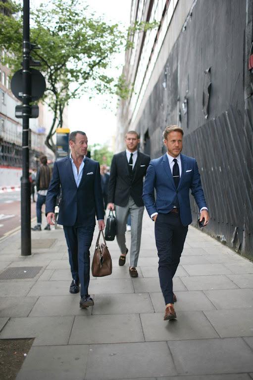*英國倫敦時裝周場外街拍:攝影師Kuba Dabrowski捕捉街頭英倫紳士! 20